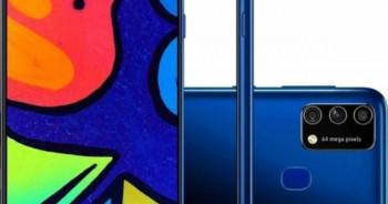 Smartphone Samsung Galaxy M21s ou R$ 1.500,00 em dinheiro.