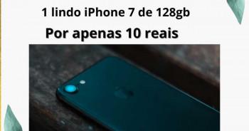 iPhone 7/128gb preto.
