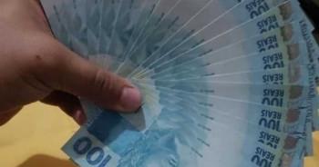 Pix de R$500,00