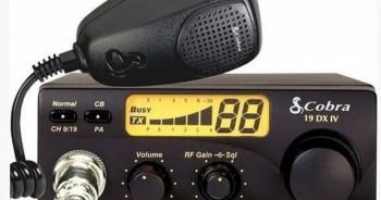 Rádio Amador PX Cobra
