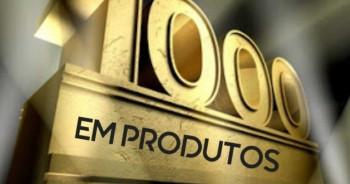 R$1,000.00 EM PRODUTOS DA CHERRY GO