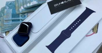 Apple Watch Série 6 40MM ou 2 mil no pix
